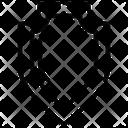 Shield Antivirus Firewall Icon