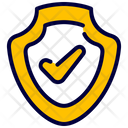 Shield Antivirus Protection Icon