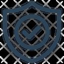 E Commerce Shield Security Icon