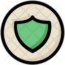 Social Shield Security Icon