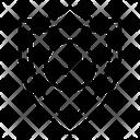 Shield Antivirus Protection Shield Icon