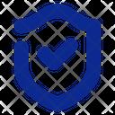 Shield Protect Guaranteed Icon