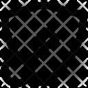 Shield Key Sign Icon