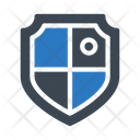 Shield Lock Secure Icon