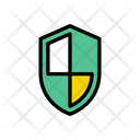 Shield Protection Secure Icon