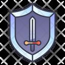 Rpg Shield Knight Icon