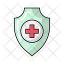 Life Shield Protection Icon