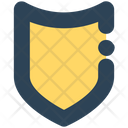 Sign Shield Security Icon