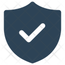 Shield Protection Successfully Icon