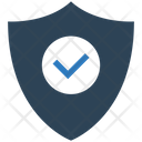 Business Financial Shield Icon