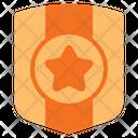 Shield Award Achievement Icon