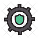 Shield Setting Vpn Icon