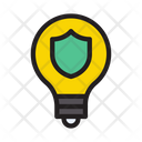 Shield Security Creative Icon