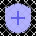 Shield Protect Health Icon