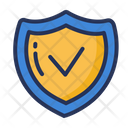 Security Shield Check Icon
