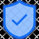 Business Finance Shield Icon