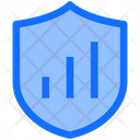 Business Finance Shield Icon