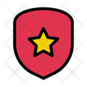 Shield Badge Medal Icon