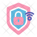 Shield Security Smarthome Icon