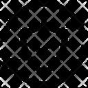 Shield Security Antivirus Icon