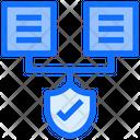 Shield Check List Icon