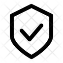 Shield Security Verify Icon