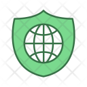 Shield World Seo Icon