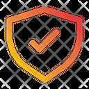 Shield Safe Check Icon