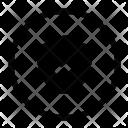 Shield On Verify Icon