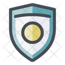 Shield Protection Firewall Icon