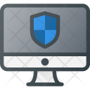 Shield Firewall Computer Icon