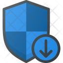 Shield Firewall Download Icon