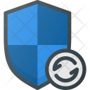 Shield Firewall Update Icon