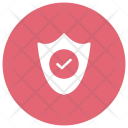 Shield Security Lock Icon