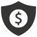 Shield Protection Finance Icon
