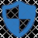 Shield Virus Anti Icon