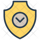 Shield Security Privacy Icon