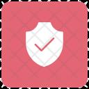 Shield Verify Access Icon