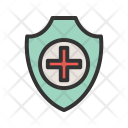 Shield Medical Insurance Icon