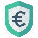 Shield Euro Shield Icon