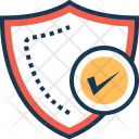 Shield Security Antivirus Icon