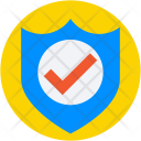 Protection Shield Antivirus Icon