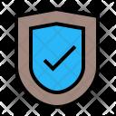 Shield Safe Defense Icon