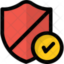 Protected Shielded Guarded Icon