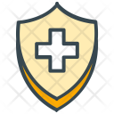 Swiss Insurance Shield Icon