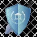 Shield Sword Soldier Icon