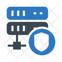Shield Server Storage Icon