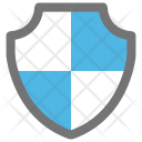 Shield Crest Protection Icon