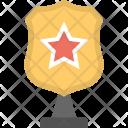 Shield Award Trophy Icon