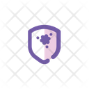 Shield Corona Protection Icon